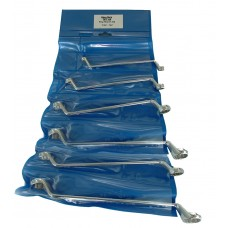 """A/F Ring Wrench Set 5/16""""-1"""" - 6 Piece"""